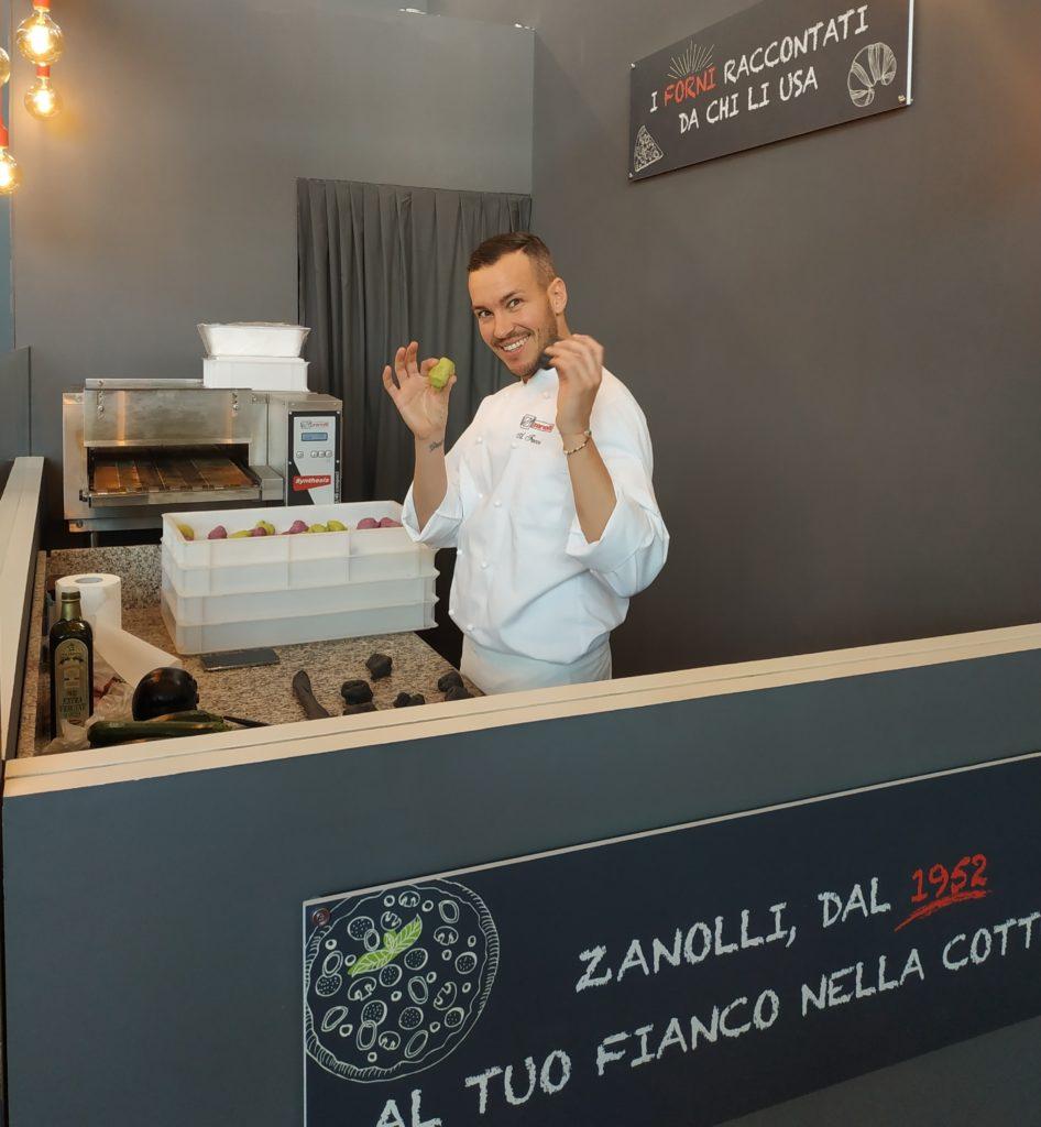 Alessandro Facci Zanolli Synthesis
