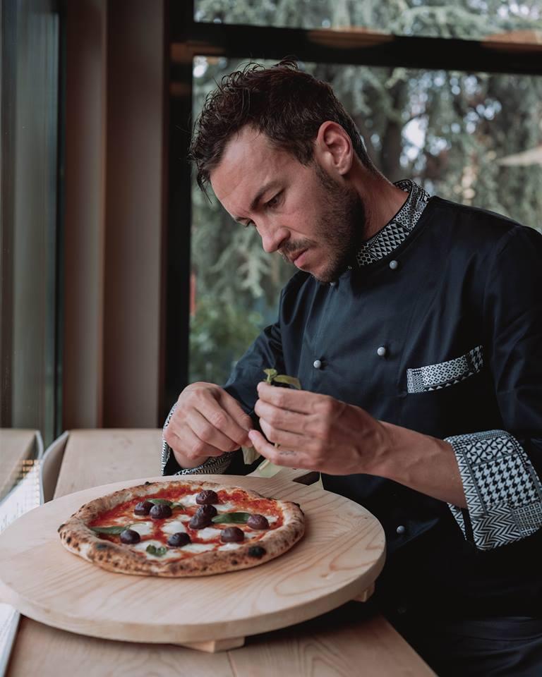 Alessandro Facci Zanolli Pizza
