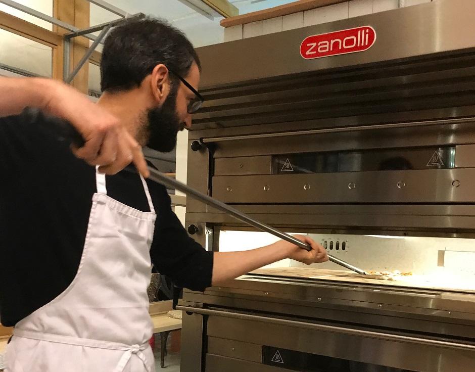 Zanolli bread oven_èCucina
