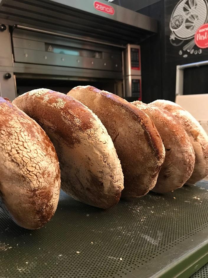 Zanolli bread oven